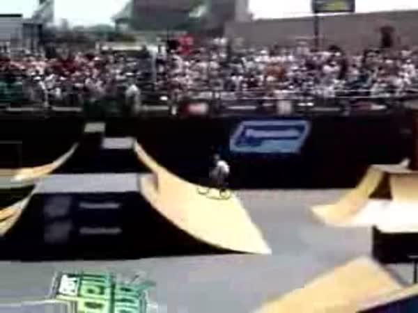 Freestyle BMX - Scotty Cranmer