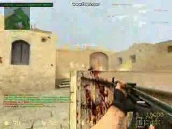 Counter Strike - nejlepší hráč