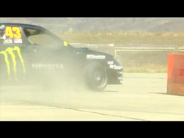 Subaru Impreza - tréninková jízda