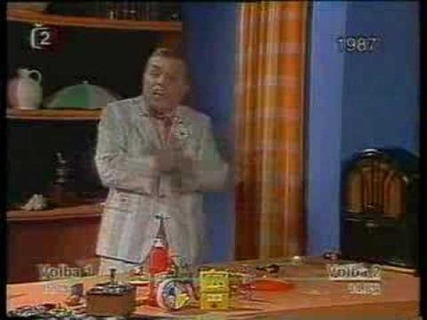 1987 - Strýček Jedlička [pořad pro děti]
