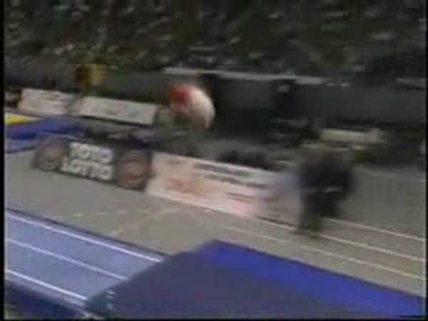 Gymnastika - extrémně rychlý sport