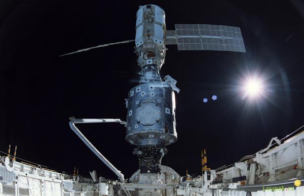 OBRÁZKY -  ISS - Mezinárodní vesmírná stanice