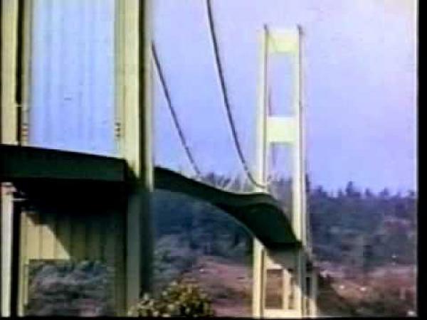 VĚDA - Most Tacoma v USA
