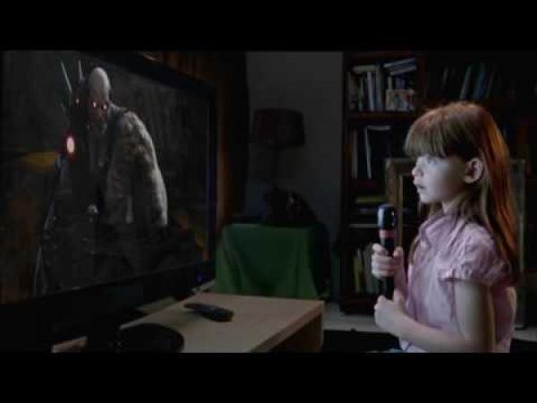 PlayStation hra - Střílečka pro holčičky