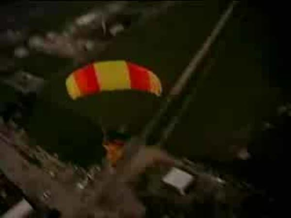 Skydiving - borci [kompilace]