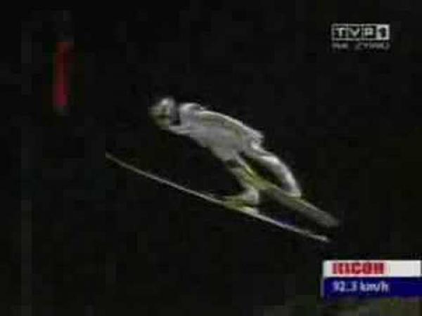 Skoky na lyžích - TOP [kompilace]
