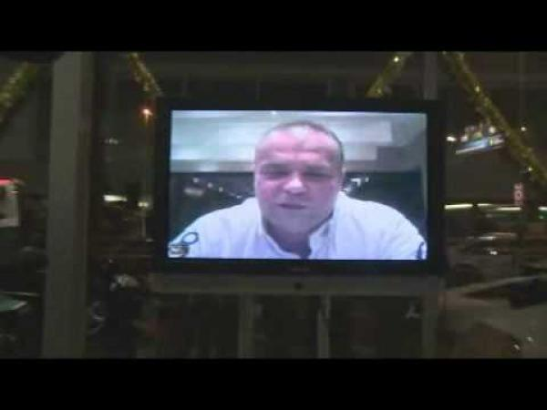 Videohovor s Radovanem Krejčířem