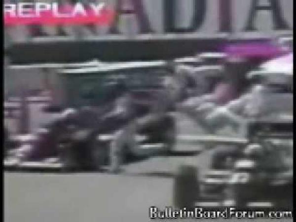 Děsivé dopravní nehody