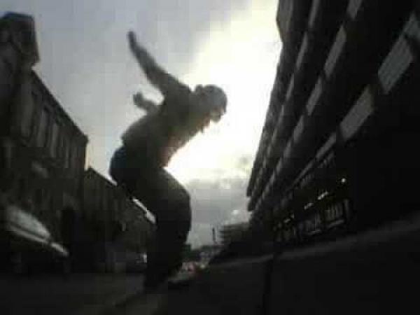 Akrobacie - Damien Walters