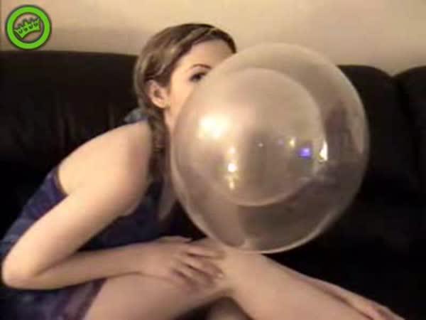 Pořádný bubliny ze žvýkačky