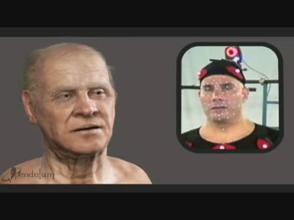 Počítačová grafika - Obličej