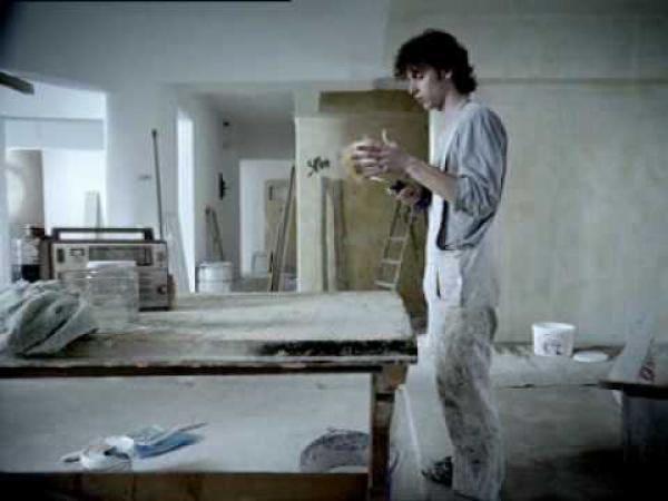 Malování a špatný zrak