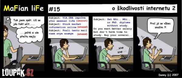 KOMIX - Život vysokoškoláka 3