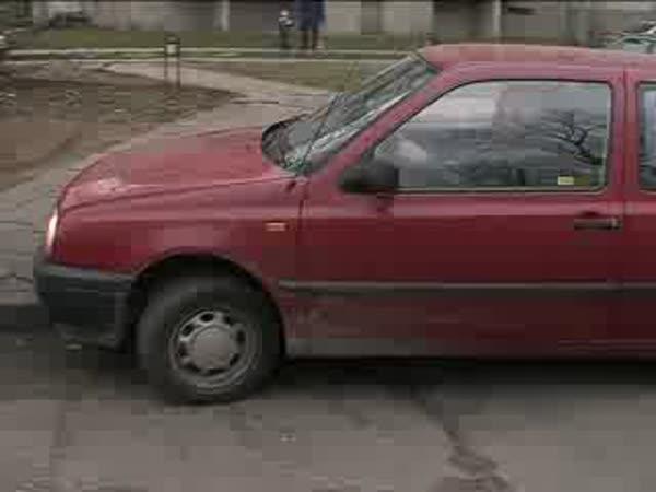 Parkování bez ruční brzdy