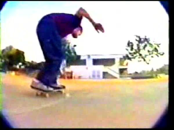 Skateboarding - John Rodney Mullen