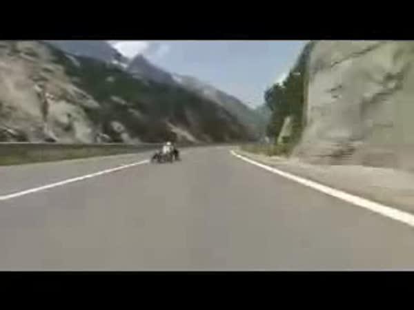 Švýcarsko - adrenalinový sjezd [opraveno]