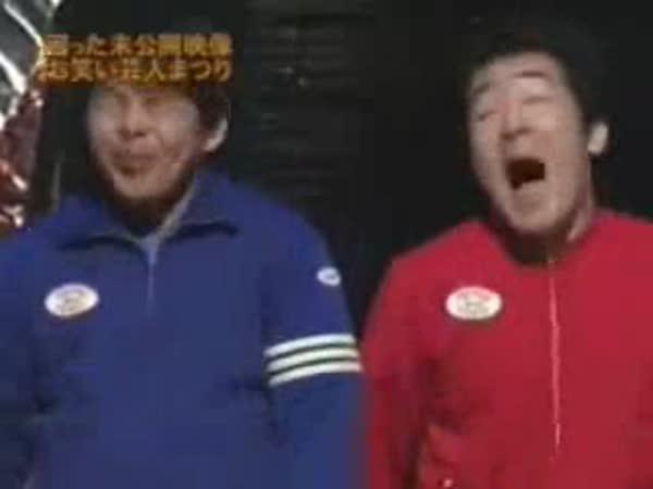 Japonská zábava - 2 umělci