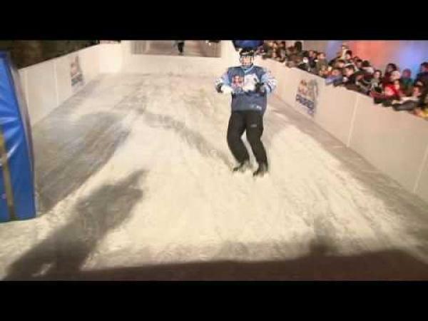 Red Bull Crashed Ice Praha 2009