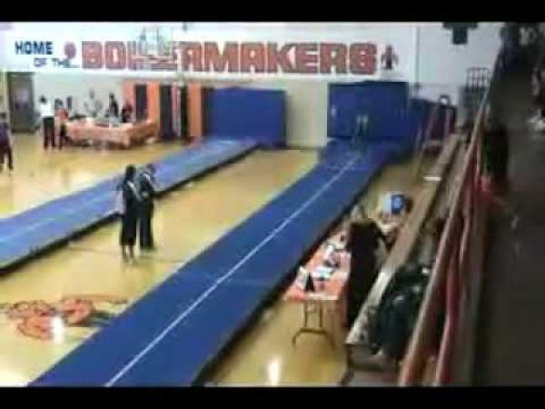 Gymnastika - velmi tvrdý sport