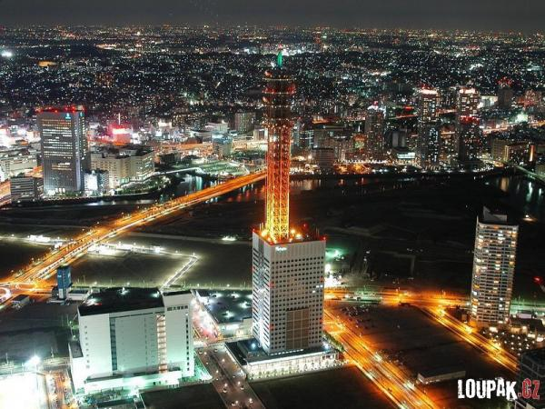 OBRÁZKY - Noční města