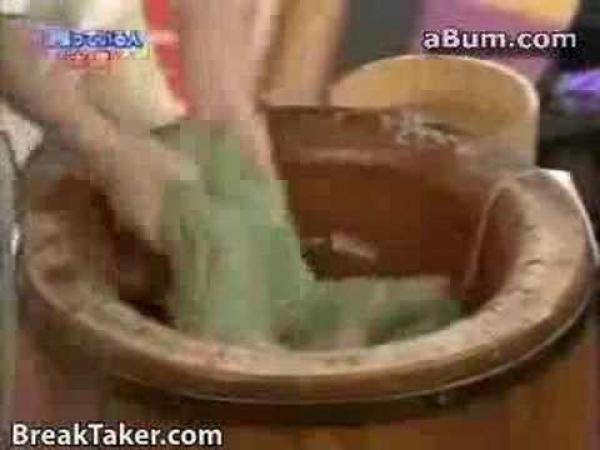 Japonská zábava - nejrychlejší kuchař