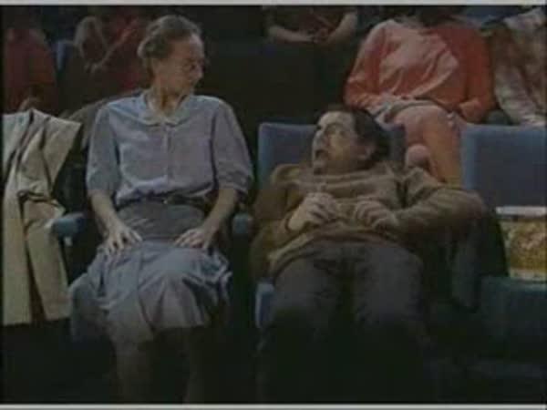 Mr. Bean - v kině