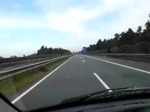Ďábel na dálnici