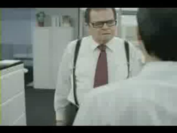 Jak se chovat před šéfem