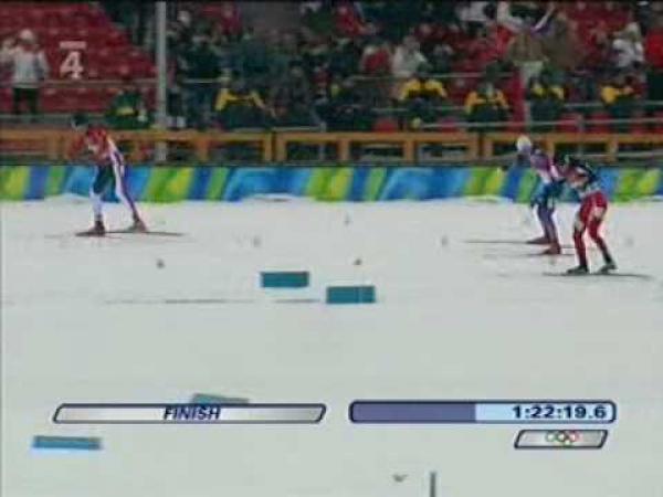 Olympijské hry -  Kateřina Neumanová - zlatá medaile