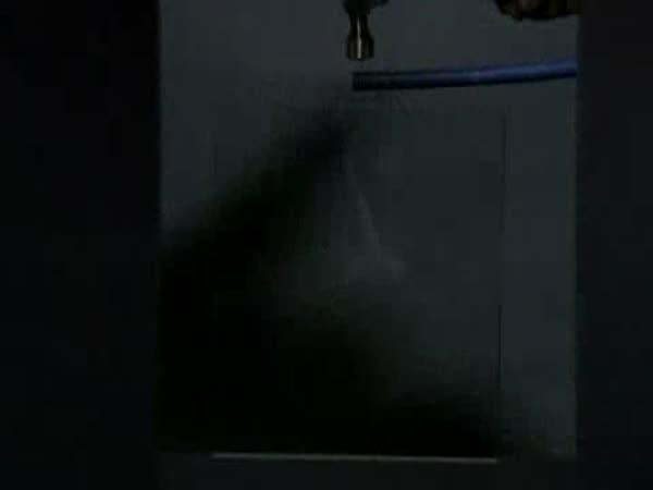 Zajímavý pokus s bleskem