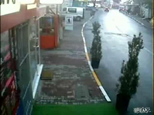 Jak se parkuje v Rusku