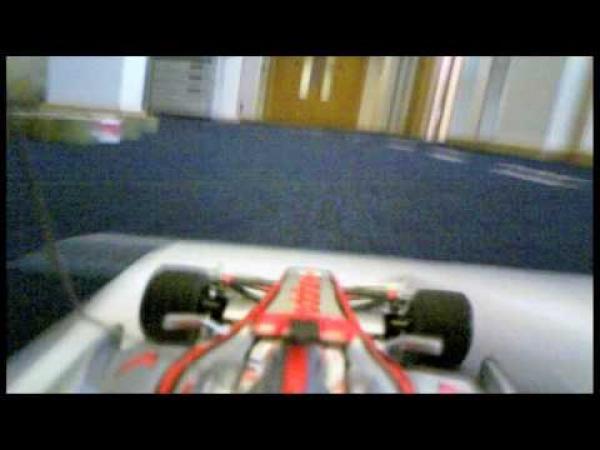 RC Model Formule 1
