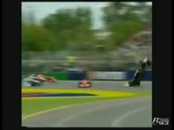 F1 Melbourne - 1996 - 2008