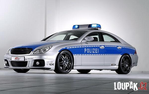 OBRÁZKY - policejní auta