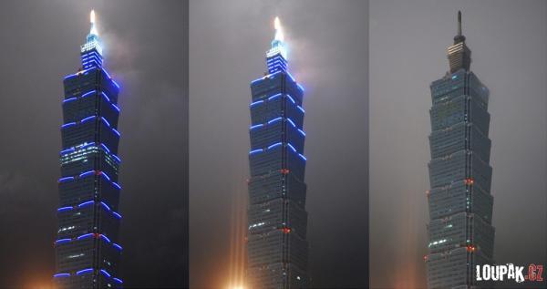 OBRÁZKY - Osvětlení světových staveb
