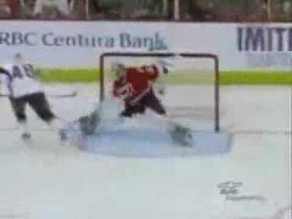 TOP 10 - Hokejové nájezdy