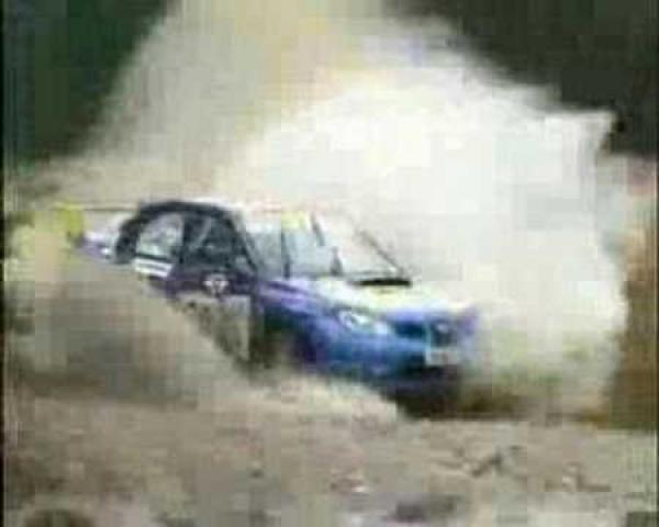 Rally - WRC - nehody II. [kompilace]