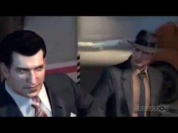 PC - Mafia 2 - video ze hry