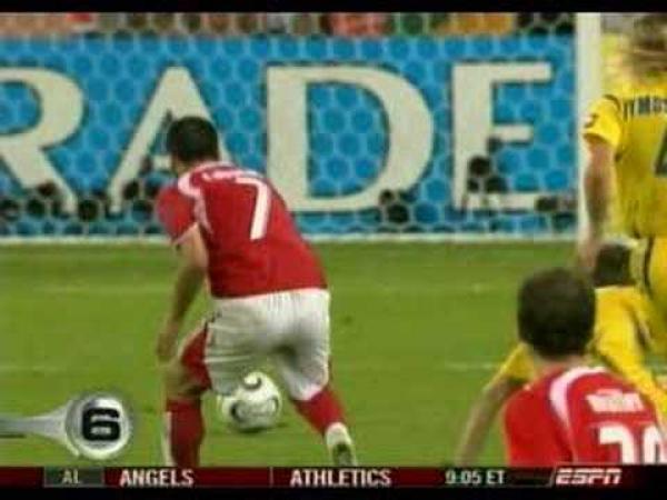 TOP 10 - Herecké výkony fotbalistů