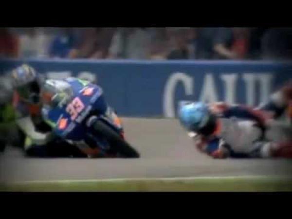 MotoGP - drifty a nehody