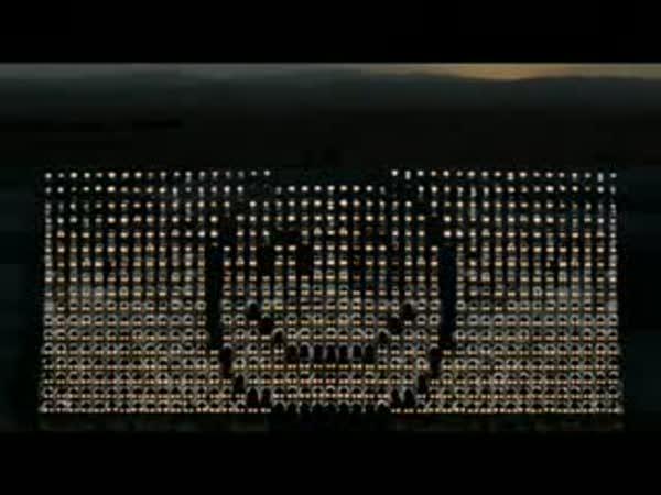Hra se světly [reklama]