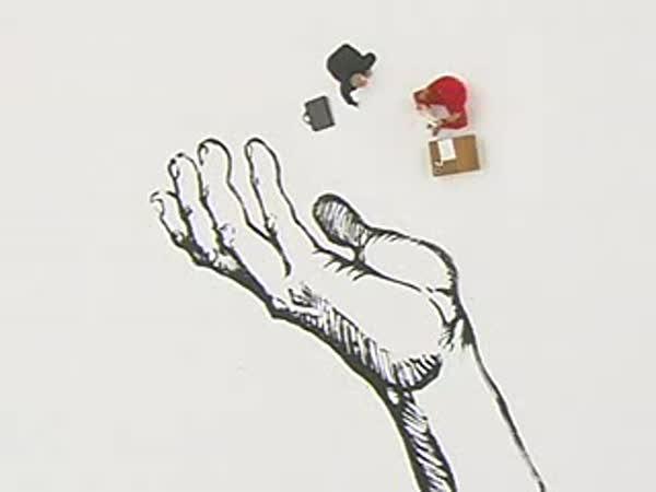 Umění - Obrovská kresba