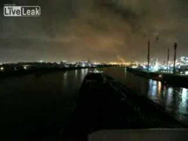Chicago - Noční plavba