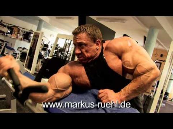 Kulturistika - Markus Rühl II.