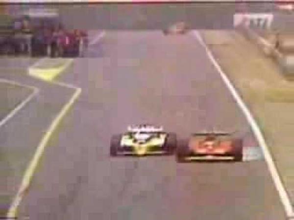 F1 - Arnoux vs. Villeneuve