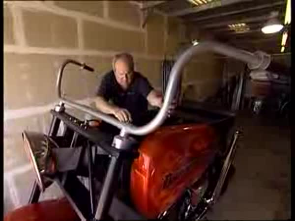 Největší motorka na světě