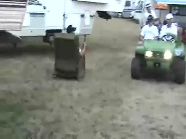 Jezdící křeslo
