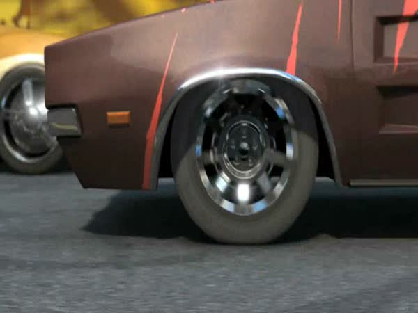 Trailer - Need for Speed Nitro