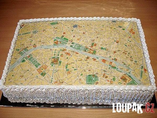 OBRÁZKY - Originální dorty III.