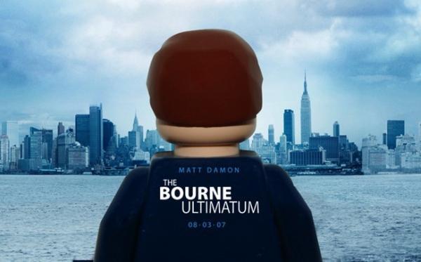 OBRÁZKY - LEGO - Filmové plakáty